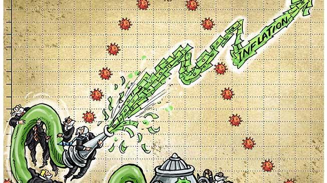 Terhindar Dari Inflasi dan Dilindugi Hukum