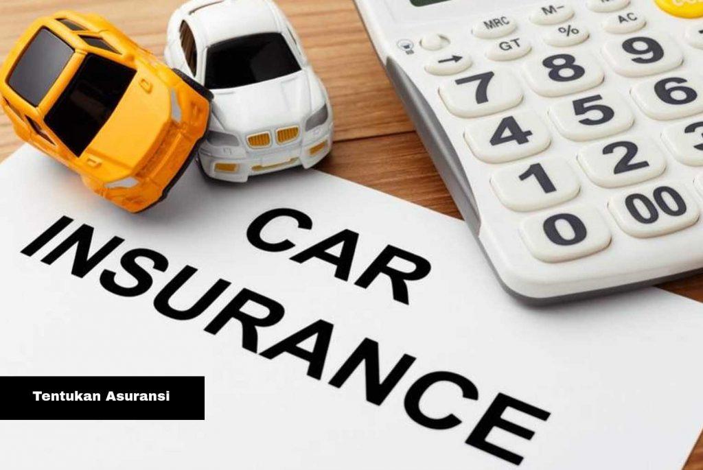 Tentukan Asuransi